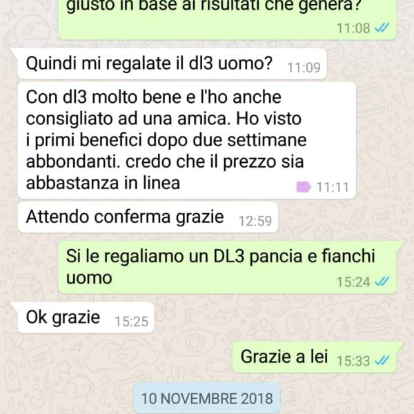 Sabrina Bottaro Whatsapp